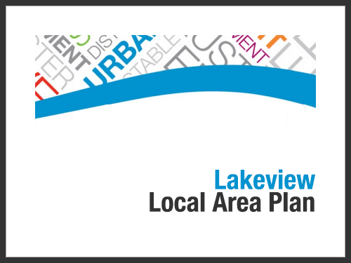 Lakeview Local Area Plan