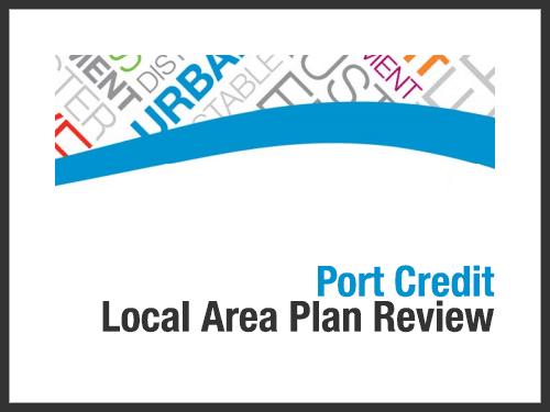 Port Credit GO Area Master Plan