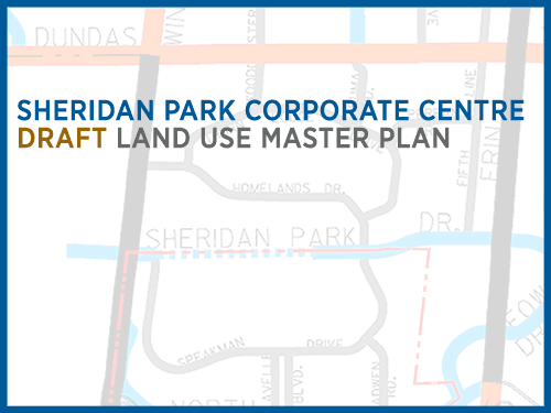 Sheridan Park Corporate Centre Draft Land Use Master Plan