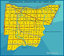 Mississauga Zoning Map Mississauga.ca   Residents   Zoning By law (In Effect)